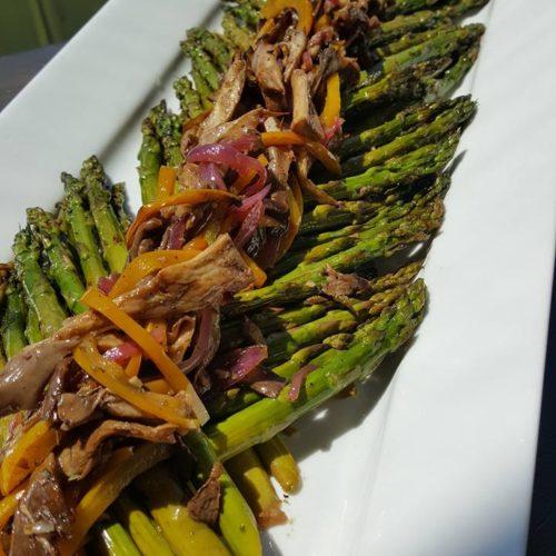 Asparagus spread