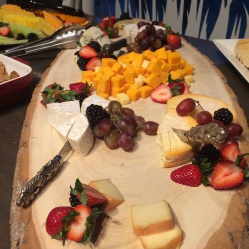 LOFT Cheese board