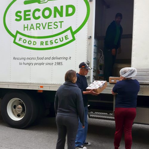 Second Harvest Deliveries