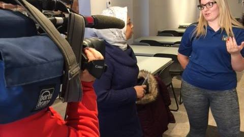 CONC's Newest Shelter featured on City News Toronto!