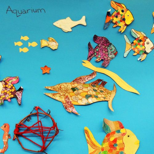 Nook Aquarium Craft