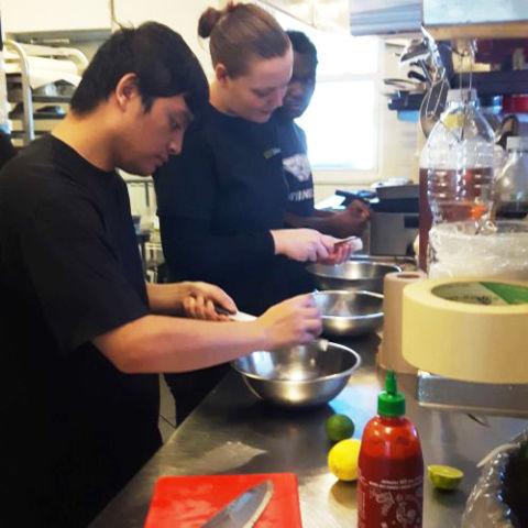 The Ontario Poverty Reduction Strategy & LOFT Kitchen